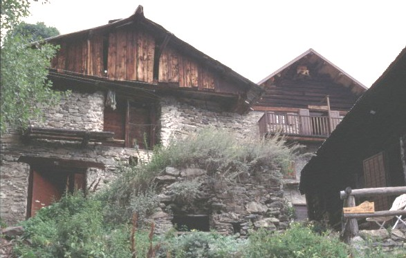San Bernolfo, vallone dei Bagni di Vinadio